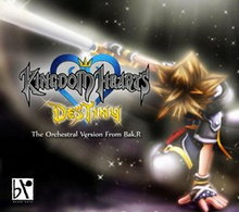 Jaquette Kingdom Hearts Destiny - Orchestral Version