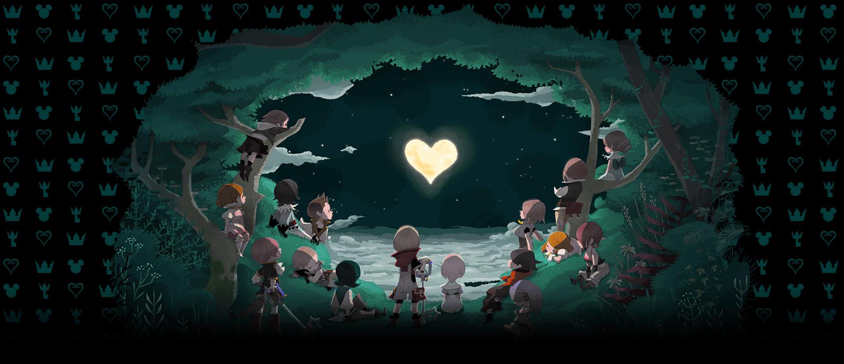~♥  •  KINGDOM HEARTS  •  ♥~ - Page 4 080713-kh-x-chi-artwork