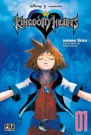 Couverture du manga Kingdom Hearts Vol.1