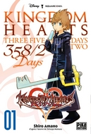 Couverture du manga Kingdom Hearts 358/2 Days Vol.1