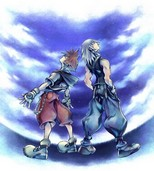 artworks Kingdom Hearts Destiny